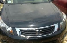 2009 Honda Accord Black sale