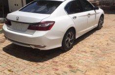 2016 Honda Accord White for sale