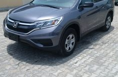 2016 Honda CR-V AWD Grey for sale