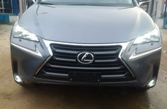 2016 Lexus NX200T Grey for sale