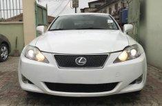 2007 Model Lexus IS250 White for sale