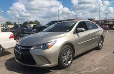 2017 Toyota Camry SE Silver for sale
