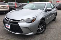 2015 Toyota Camry Silver for sale