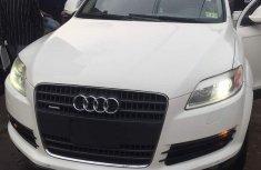 2007 Model Audi Q7 White for sale