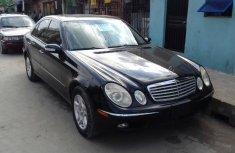 2006 Mercedes E350 Black for sale