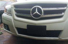 2011 Mercedes GLK350 White for sale