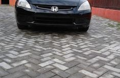 2004 Honda Accord Black for sale