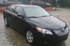2007 Black Toyota Camry for sale