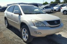 Lexus RX330 2009 Gold for sale