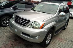 2004 Lexus GX470 Silver for sale