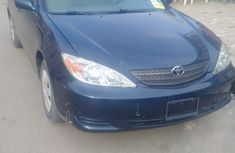 2003 Model Toyota Camry LE Blue for sale