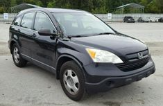 2008 HONDA CR-V LX BLACK FOR SALE