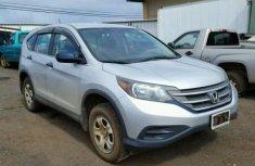 Honda CRV 2013 Silver for sale