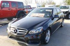 2014 MERCEDES-BENZ E 350 for sale