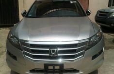 2010 Tokunbo Honda Accord Crosstour EXL Silver for sale