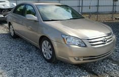 2007 TOYOTA AVALON XL GOLD FOR SALE