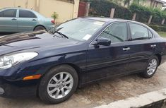 Fresh Tokunbo 2004 Lexus ES 330 Blue for sale