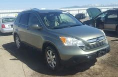 Honda CRV 2007 Grey for sale