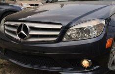 Mercedes Benz C350 2009 Black for sale
