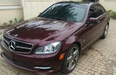Mercedes Benz C350 Brown for sale