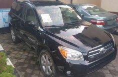 2007 Toyota RAV4 Black for sale