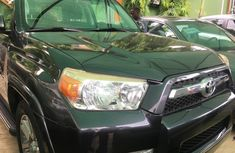 2010 Toyota 4runner Black for sale