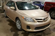2012 Toyota Corolla LE for sale