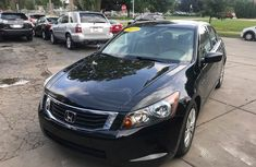 2011 Honda Accord Black for sale
