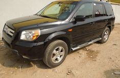 Tokunbo Honda Pilot 2006 Black for sale