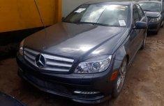 2011 Mercedes Benz C300 4matic Black for sale