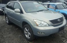 2006 Lexus RX 330 Silver for sale