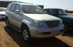 2004 Lexus GX 470 Grey for sale