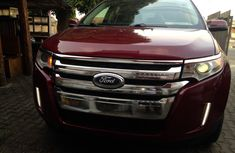 2012 Ford Edge Red-wine for sale