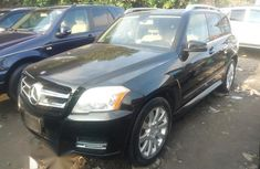 Mercedes Benz GLK350 4MATIC 2010 Black for sale