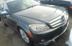 Mercedes Benz C300 4matic 2009 Gray for sale