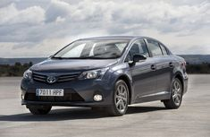 Toyota Avensis prices in Nigeria and its recent discontinuation