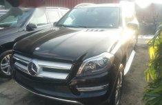 Mercedes Benz GL 450 2014 Black for sale