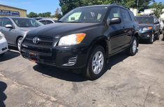 2011 Toyota RAV4 Black for sale
