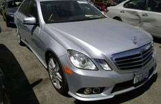 2010 MERCEDES-BENZ E 350 FOR SALE