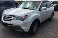 2007 Acura MDX White For Sale