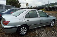 Peugeot 406 Silver 2000 for sale