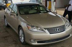 2010 Lexus ES 350 Gold for sale