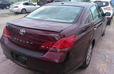 Toyota Avalon 2009 Red-wine for sale
