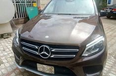2012 Mercedes Benz GLE 350  FOR SALE