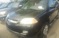 Acura MDX 2006 Black for sale