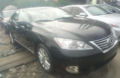 Lexus ES 350 2010 Black for sale