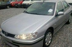 2005 Peugeot 406 Silver for sale