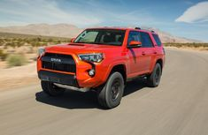 Toyota 4Runner prices in Nigeria - Affordable SUV for family use