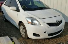 2007 Toyota Yaris White for sale