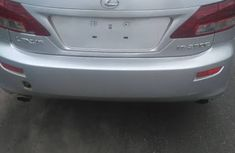 IS350 LEXUS 2018 SILVER FOR SALE